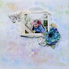 Design team layout created using the July kit from C'est Magnifique Kits.