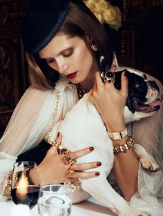 August 2012 - Malgosia Bela by Lachlan Bailey for Vogue Paris ~ Małgosia Bela (born Małgorzata Bela on 6 June 1977 in Kraków, Poland) is a Polish fashion model & actress.