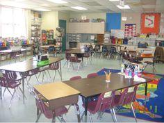 sixth grade classroom ideas | Ideas for Classroom Seating Arrangements | The Cornerstone