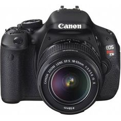 CANON EOS Rebel T3i DSLR Camera Giveaway - Giveaway Promote