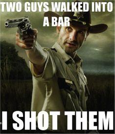 Rick / The Walking Dead