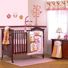 In the Woods 8 Piece Baby Crib Bedding Set by Cocalo