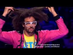 X Factor Australia 2013: Redfoo Promo NEW JUDGE