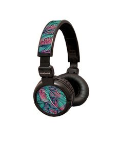 """""""Chameleon"""" Origaudio Head Phones. Top of the line is design and audio technology! $50 a pair"""