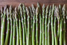 3 ways to use fresh spring asparagus