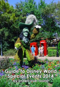 Disney World special events 2014