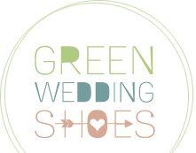 Verde Tênis de casamento