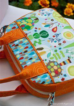 very summer bag - lovely bag!