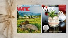 WNC Magazine • WNC magazine is a celebration of everything you love about Western North Carolina – outdoor adventures, colorful arts and entertainment, rich histories, gorgeous homes, dining, and little-known stories about the people of our unique region.