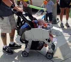 Best Geek Stroller Ever