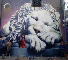 #StreetArt #UrbanArt - Martin Ron - .xx.