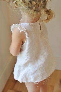 precious dress and hair