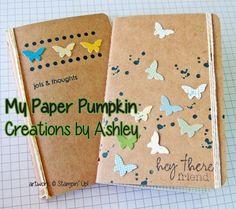 Paper pumpkin try it kit
