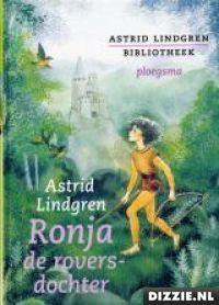Astrid Lindgren / Ronja de roversdochter Lievelingsjeugdboek