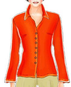 57 Free Blouse Patterns, Shirt Patterns
