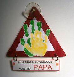 57 #Manualidades para el Día del Padre #crafts #DIY #regalos #originales #niños #papa
