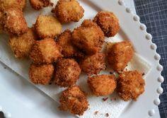 Artichoke dip poppers