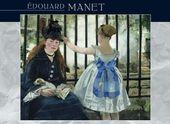 Edouard Manet Boxed Notecards