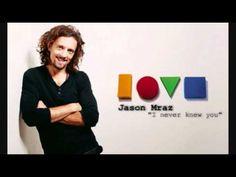 Jason Mraz - I never knew you (EP)