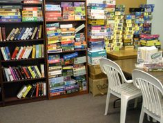 Gaming is for all ages (Photo/Idea submited by Hurley Public Library, South Dakota) #SDSLCornerstone