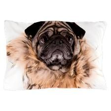 Funny Pug Pillow Case was US$24 now US$19.99
