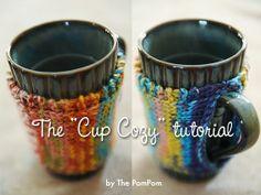 The Cup Cozy Tutorial