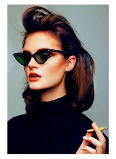 Sunglasses-MAISON Kiss Kiss LONDON