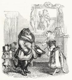 Victorian Cats by amelia