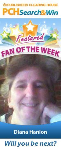 Fan of the week.. go to PCH Search !