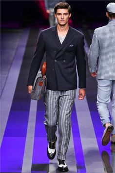 Canali - Men Fashion Spring Summer 2013 - Shows - Vogue.it