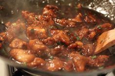 General Tso Chicken, easy to make at home