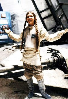Leia (Empire Strikes Back)