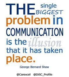 Poor Communication Quotes. QuotesGram
