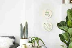 DIY easy wall art us