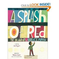 art, librari, book covers, picture books, black history, children books, book reviews, kid, horac pippin