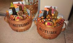 autumn gift baskets