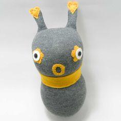 Sock Creature - Mango.