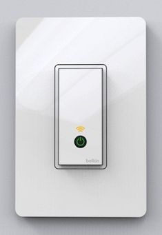 Belkin WeMo home automation to gain an iOS-controlled light switch | TUAW - The Unofficial Apple Weblog