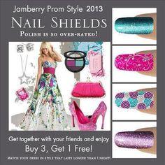 ##nails jamberry fashion design jewelry manicure pedicure nail art nail polish feet prom dance wedding pink turquoise  http://sashalovesblog.likes.com/