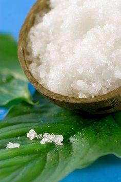 Yuzu Salt Scrub Recipe
