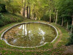 Lover's Lane Pool / Dumbarton Oaks, Washington DC