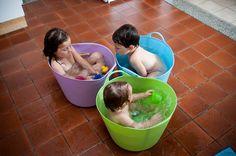 Bathroom en kids