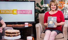 Home & Family - Recipes - Cristina's Pumpkin Cheesecake | Hallmark Channel