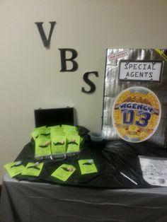 Agency D3 VBS