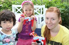 Click here to learn how to make a Swedish Dala horse