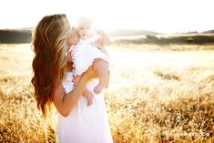 Mother and Daughter country photos, futur, mothers, famili, daughters, baby pictures, babi, hair, photographi