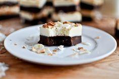 Mocha Coconut Fudge - How Sweet It Is