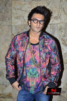 Ranveer Singh at Special Screening Of Khoobsurat