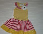 """cute """"circus"""" skirt"""