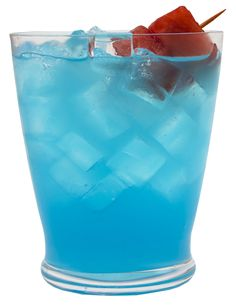 Kinky Watermelon Patch: 3 oz. Kinky Blue, 2 oz. Watermelon Schnapps.   Pour ingredients into glass over ice and stir. Garnish with a watermelon wedge and enjoy!